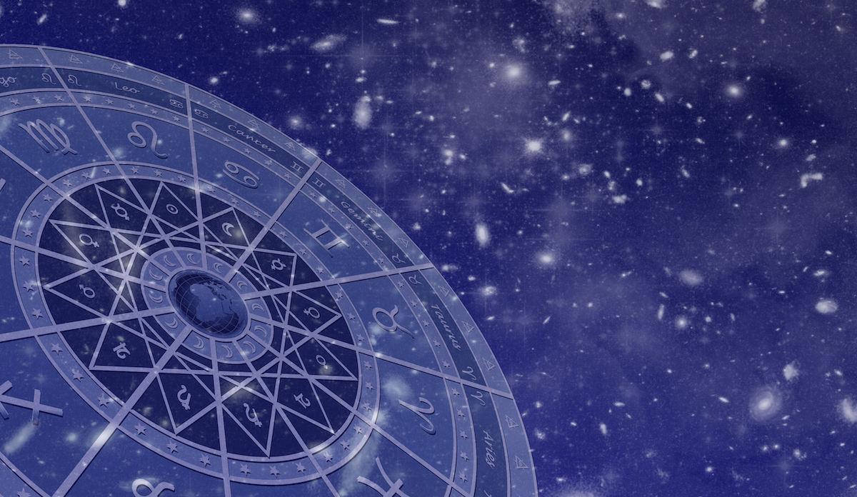 signe astrologique représentant l'horoscope du mois