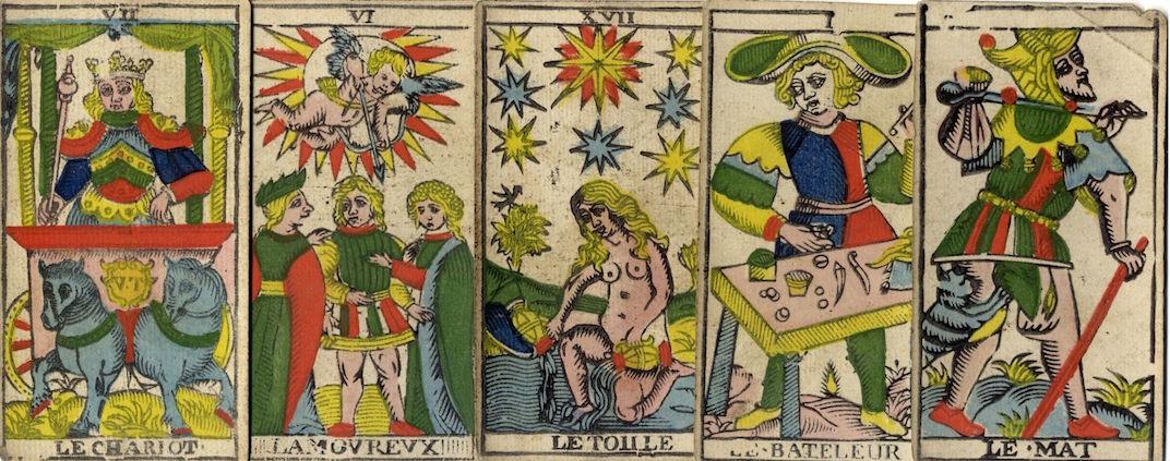 carte de tarot rapido