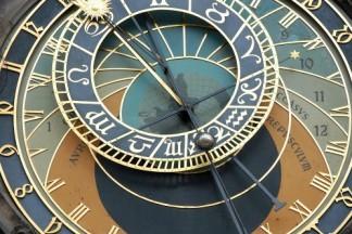 Roue astrologique représentant l'horoscope du jour gratuit